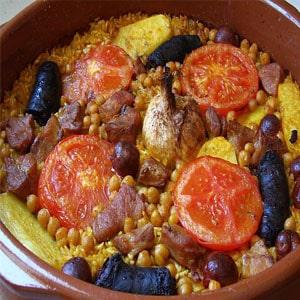 Arroz al horno de Castellón