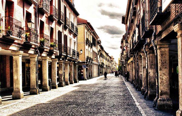 Calle Mayor de Alcalá de Henares - Alcalá de Henares en un día - Ilutravel.com