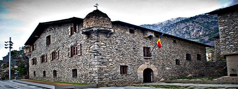 Casa de la Vall de Andorra la Vella