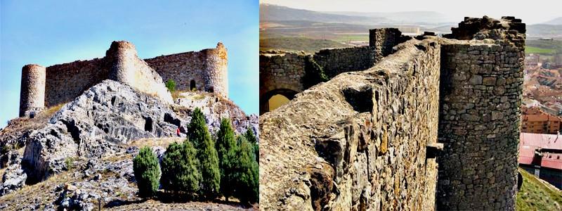 Castillo Medieval de Aguilar de Campoo