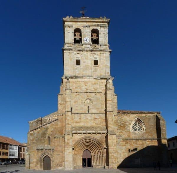 Colegiata de San Miguel de Aguilar de Campoo - Ver Aguilar de Campoo - Ilutravel.com