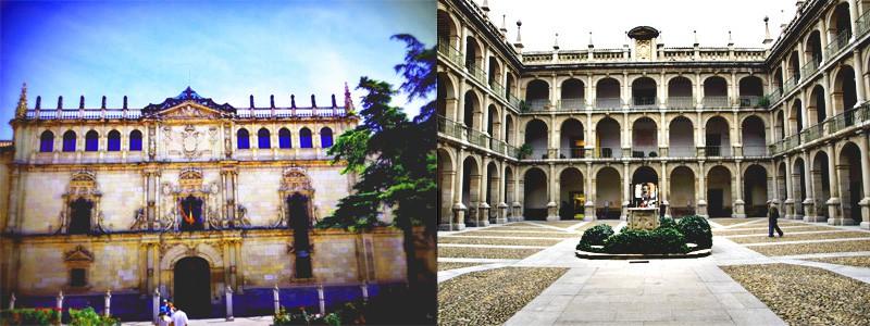 Colegio mayor de San Idelfonso Alcalá de Henares