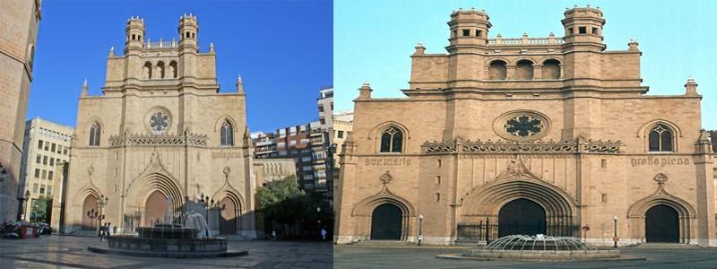 concatedral de santa maría castellón