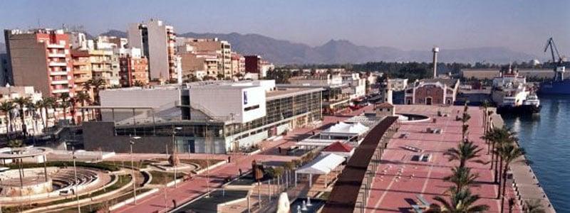 Barrio el Grao de Castellón