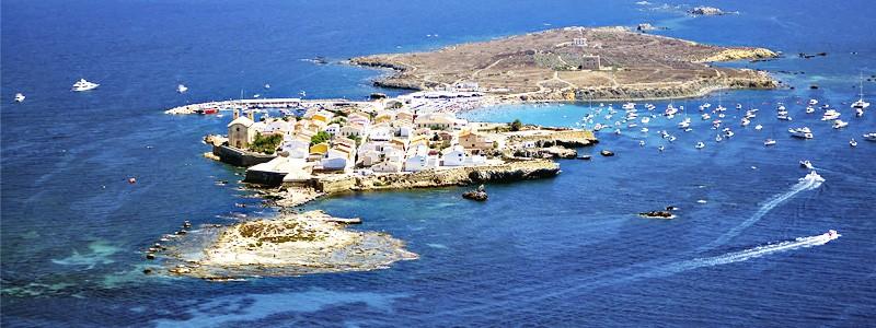 Isla de Tabarca de Alicante