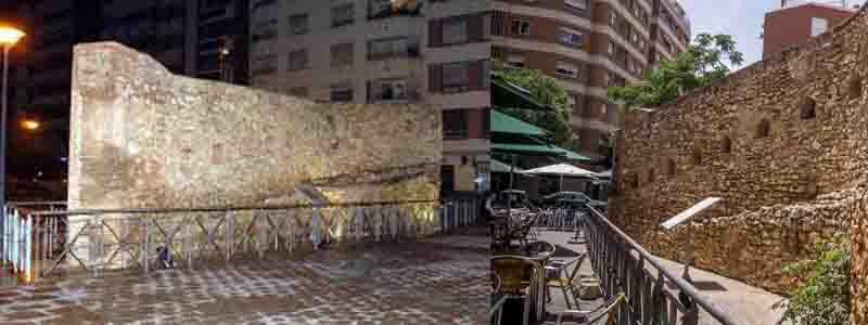 Muralla Liberal de Castellón de la Plana