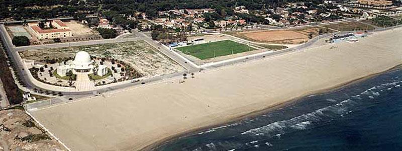 Playa del Pinar de Castellón de la Plana