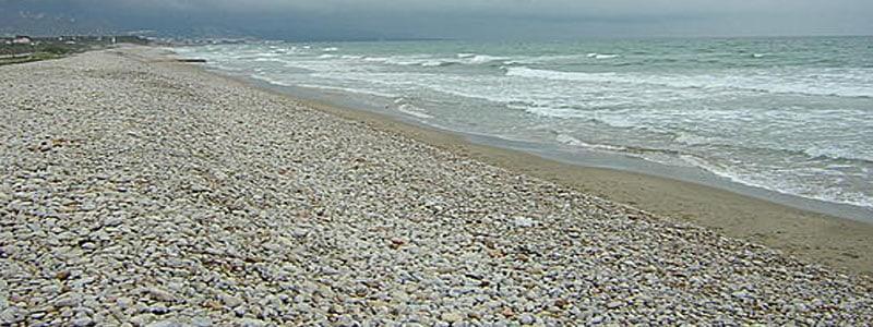 Playa del Serradal de Castellón de la Plana