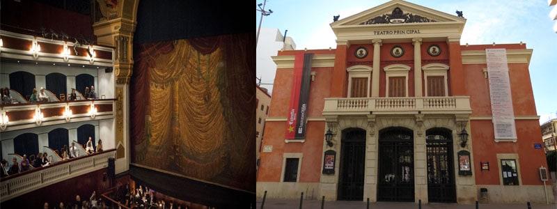Teatro Principal de Castellon de la Plana