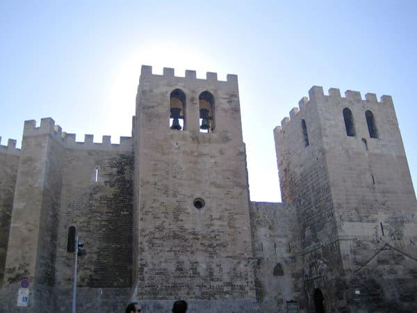 Abadía de San Victor de Marsella - Que ver en Marsella de turismo - Ilutravel.com