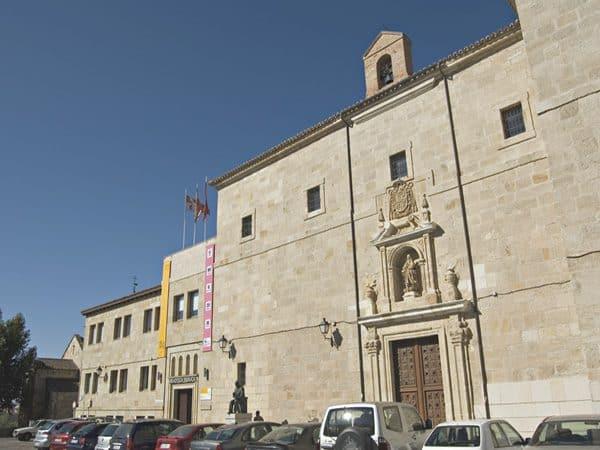 Antigua Iglesia de la Concepción (Biblioteca) de Zamora