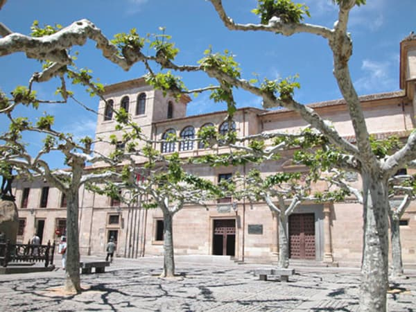 Antiguo Hospital de la Encarnación (Diputación) de Zamora