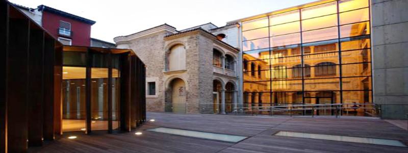 BIBAT - Museo Fournier de Naipes y Museo de Arqueología de Vitoria