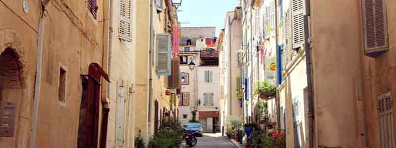 Barrio Le Panier marsella