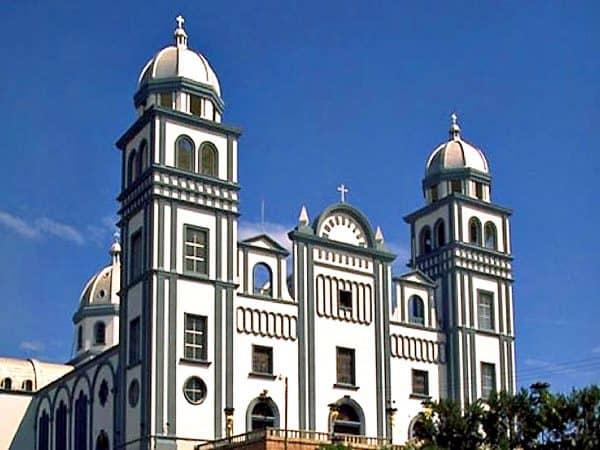 Basílica de suyapa tegucigalpa para visitar - Ilutravel.com