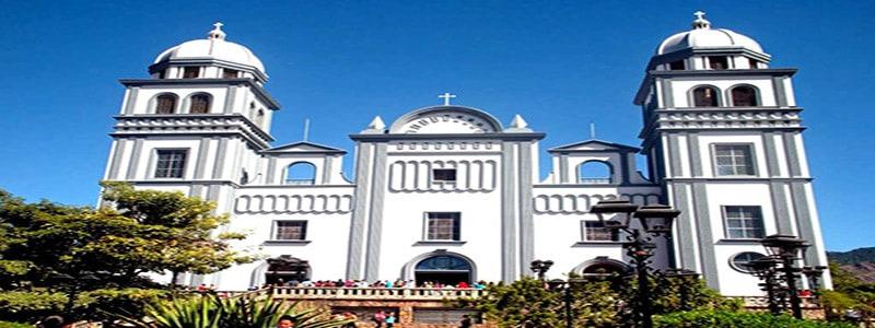 Basílica de suyapa tegucigalpa