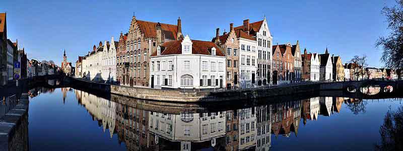 Fotos de la ciudad de Brujas - Todo lo que ver en Brujas en un día - Ilutravel.com