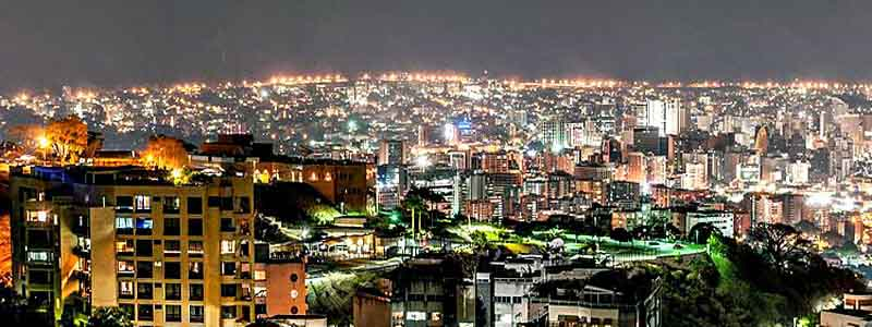 Caracas superior