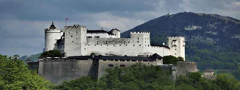 Castillo Hohensalzburg de Salzburgo