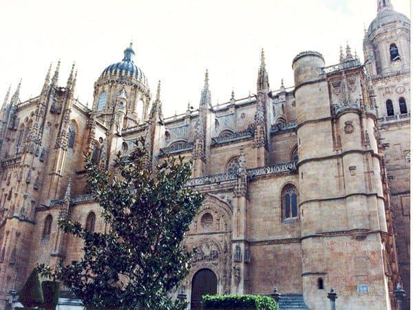 Catedral-Vieja de Santa María de Salamanca - Que ver en Salamanca - Ilutravel.com