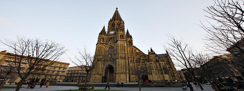 Catedral de Buen Pastor de San Sebastián