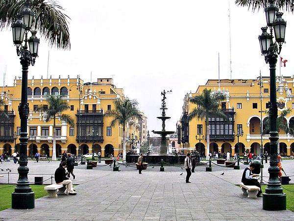 Centro Histórico de Lima - Cosas que visitar en Lima - Ilutravel.com