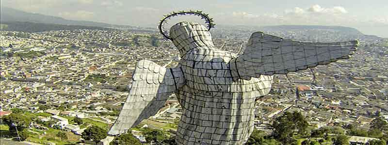 Cerro del Panecillo de Quito - Turismo por Quito - Ilutravel.com