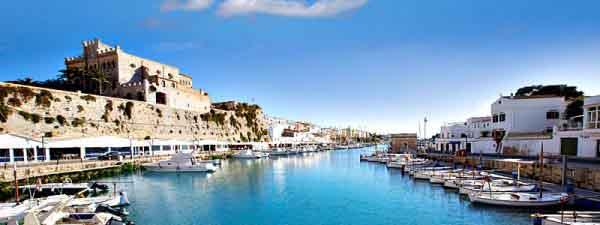 Ciudadela de Menorca superior