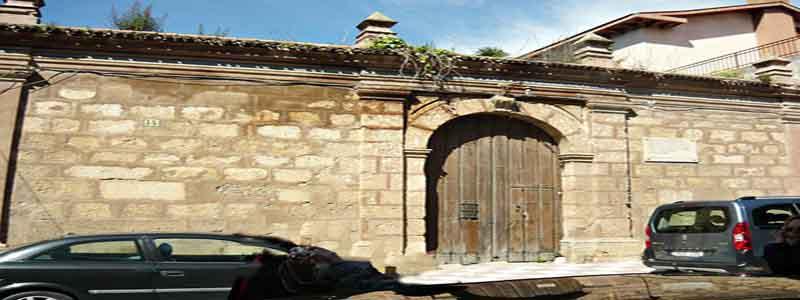 Convento de la ORden de las Carmelita descalzas de Mancha Real