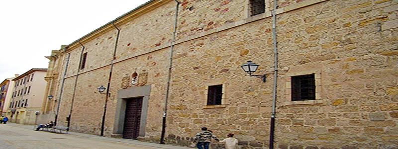 Convento del Tránsito Zamora