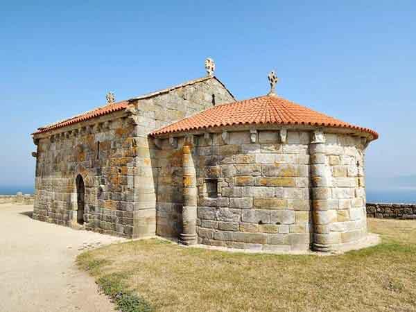 Ermita de la lanzada sanxenxo - Sitios que ver en Sanxenxo - Ilutravel.com