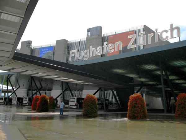 Estacion central zurich - Que ver en Zurich - Ilutravel.com