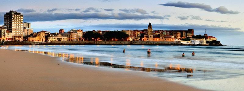 Foto de Gijón