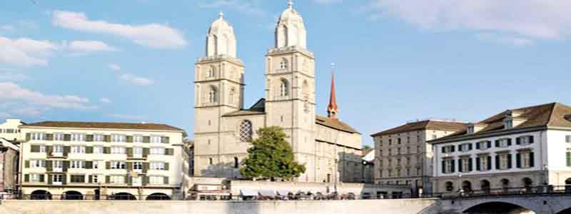 Grossmunster de Zurich