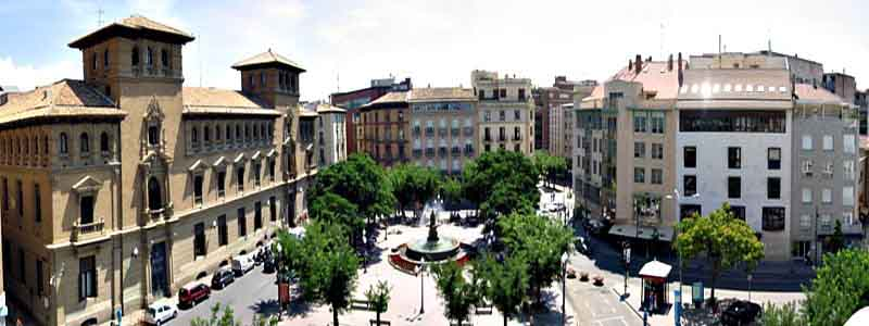 Foto de Huesca - Qué ver en Huesca de turismo - Ilutravel.com