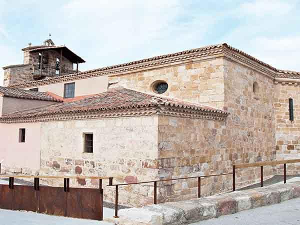Iglesia de San Frontis Zamora