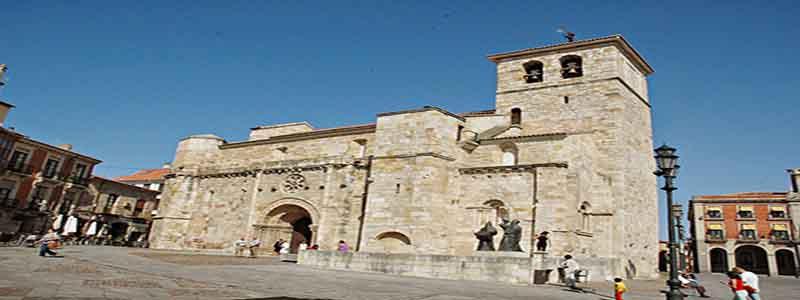Iglesia de San Juan Zamora