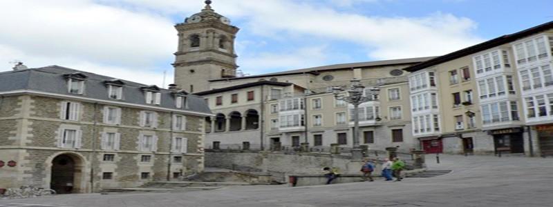 Iglesia de San Vicente Mártir de Vitoria