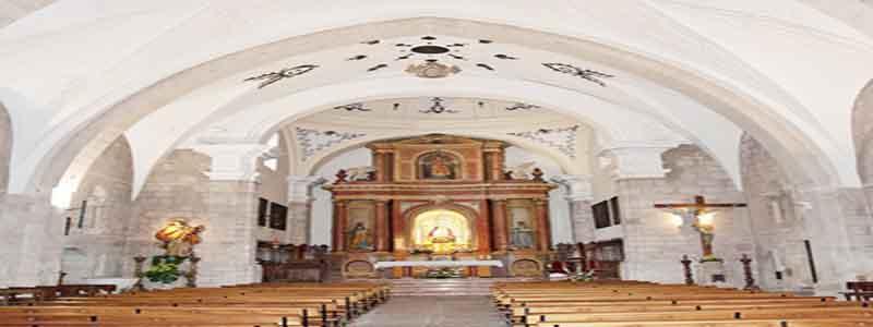 Iglesia de San Vicente Zamora