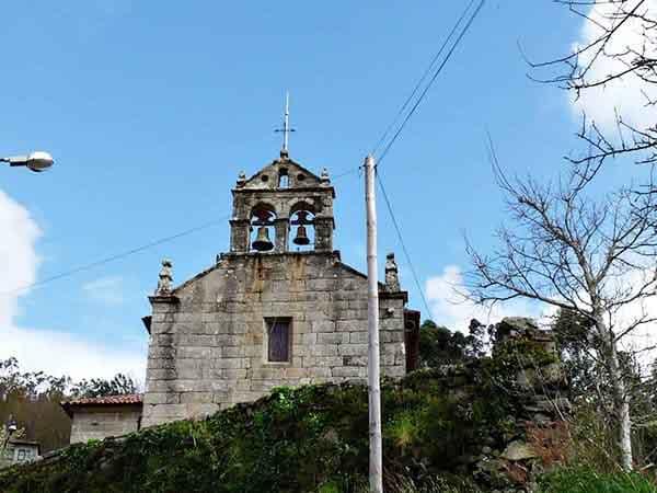 Iglesia san juan de dorron sanxenxo - Sitios que ver en Sanxenxo - Ilutravel.com
