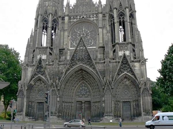 La Abadía de Saint Ouen ruan - Que ver en Ruan en un día - Ilutravel.com