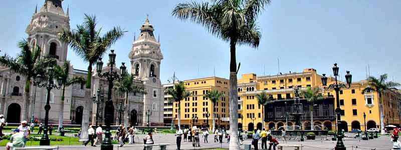 Foto de Lima - Ver Lima haciendo turismo - Ilutravel.com