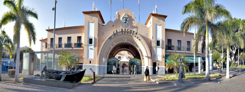 Mercado de Nuestra-Señora de África de Santa Cruz de Tenerife