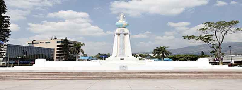 Monumento Divino al Salvador del Mundo
