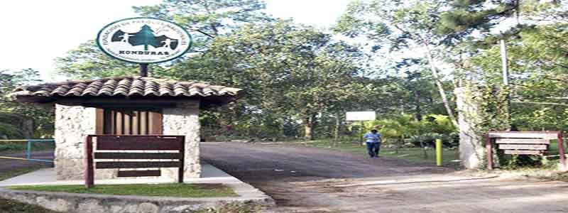 Parque de las naciones unidas tegucigalpa