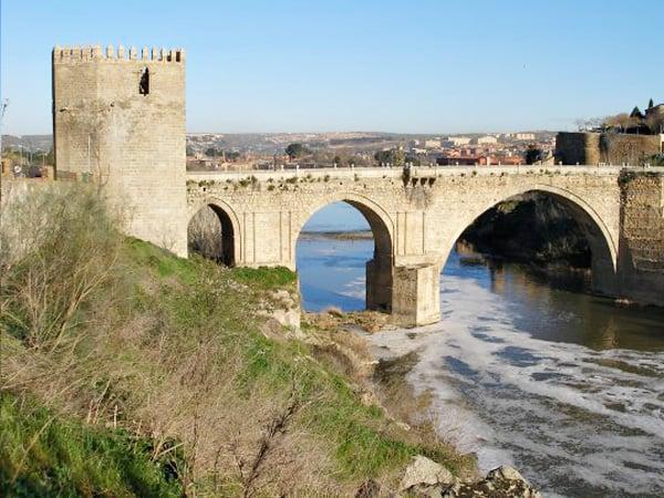 Puente de San Martín de Toledo - Ilutravel.com
