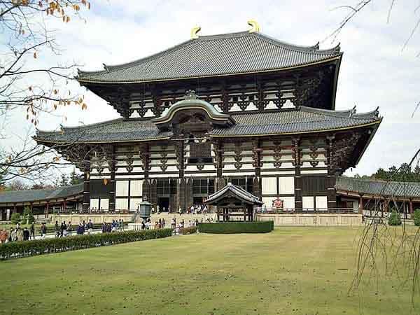 Templo Todaiji nara - Ver Nara haciendo turismo - ilutravel.com