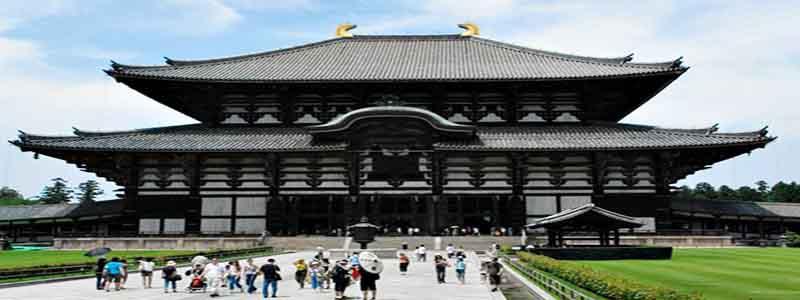 Templo Todaiji nara superior