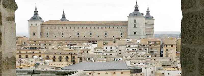Alcázar de Toledo - Ilutravel.com