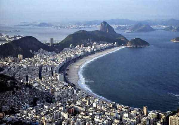 barrio copacabana de Rio de Janeiro - Sitios de interés que ver en Río de Janeiro - Ilutravel.com